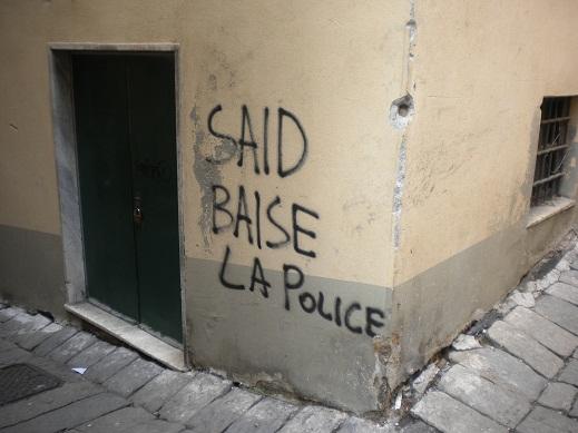 said-police