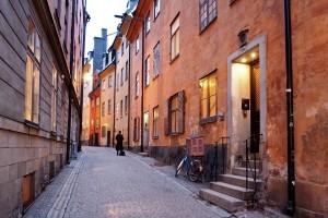stockholm-vieille ville