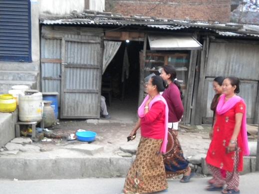 femme-nepal