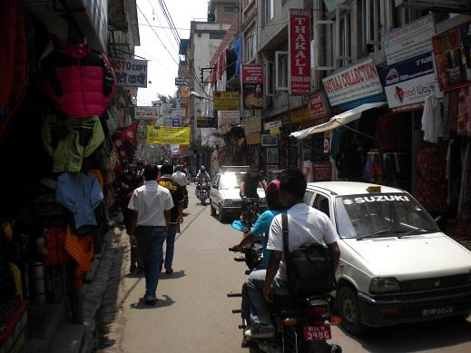 taxi-katmandou