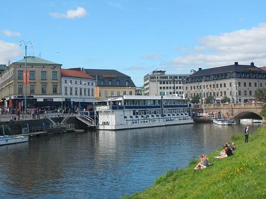 canaux-goteborg