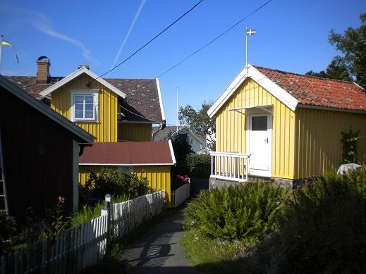 village-suedois-typique