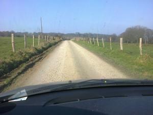 Avant de prendre mon envol, j'explorais -au péril de ma vie- chaque recoin de ma belle Normandie...