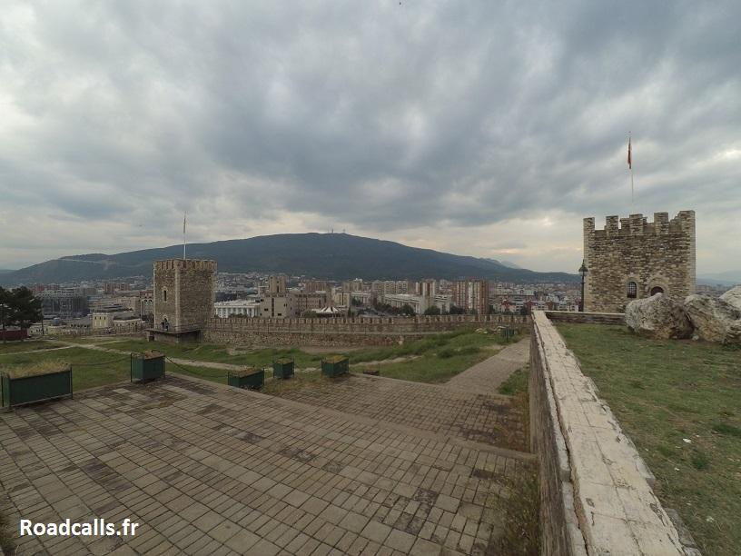 forteresse de skopje