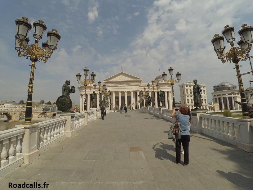 Monument Skopje