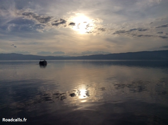 sunset-ohrid