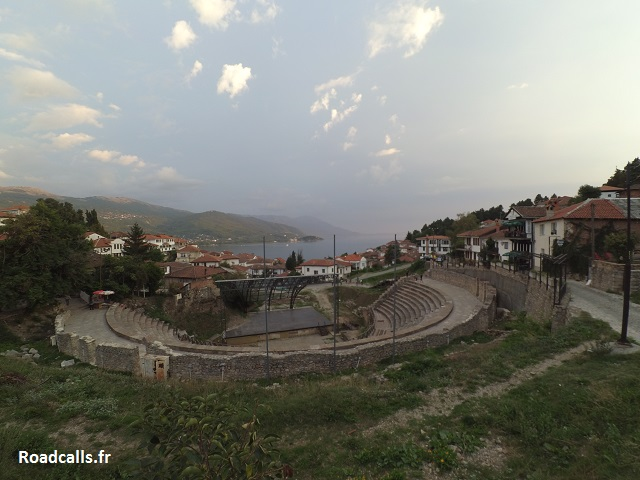 theatre antique ohrid