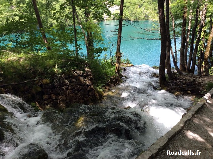 cascade-croatie