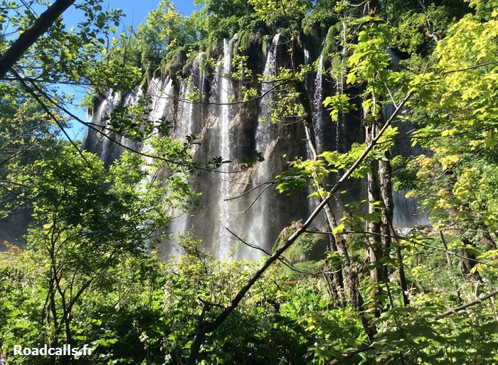cascade-plitvice