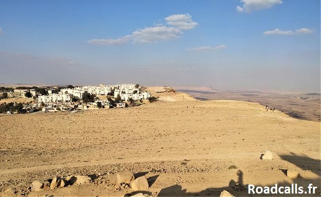 désert de néguev