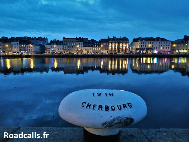 visiter cherbourg